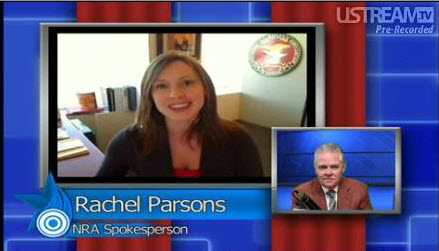Rachel Parsons NRA - ATSN.TV